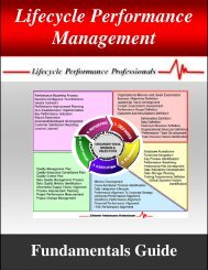 Download the Performance Management Fundamentals Guide