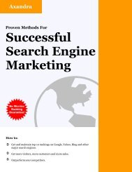 Professional Search Engine Optimization (SEO) - Lifecycle ...