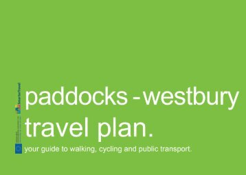 Paddocks Travel Plan - Limerick.ie