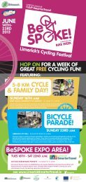 BICYCLE PARADE! - Limerick.ie