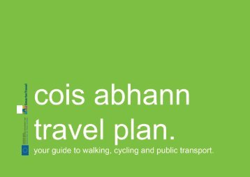 Cois Abhann Travel Plan (3278 Kb) - Limerick.ie
