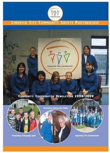 Newsletter Issue 1 - Limerick City Community Safety Partnership ...