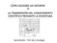 RESULTADOS - Facultad de Ciencias