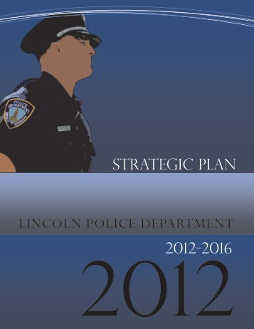 Lincoln police department - City of Lincoln & Lancaster County