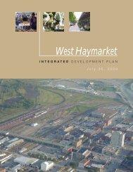 West Haymarket | Integrated Development Plan - City of Lincoln ...