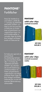 Pantone - Hanbückers Werbung GmbH - Seite 5
