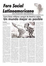 Foro Social Latinoamericano - Links International Journal of ...