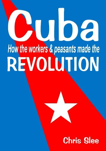 Cuba cover.cdr - Reading from the Left