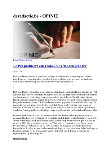 View/Open - Lirias@Lessius