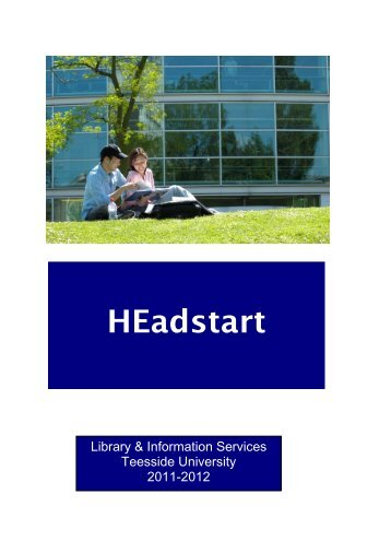HEadstart - Library & information services