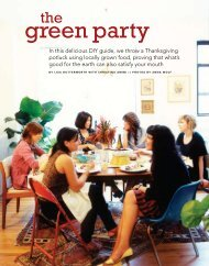 green party - Lisa Butterworth