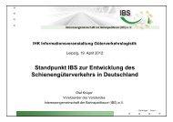 Vortrag IBS