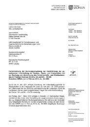 SACHSEM - bei der LISt Gesellschaft für Verkehrswesen und ...