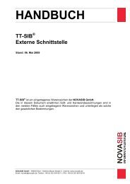 TT-SIB® Alpha