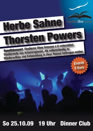 Herbe Sahne Thorsten Powers