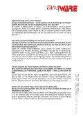 Mainz, 28. Oktober 2005 Interview zum 11jährigen Firmenjubiläum der - Page 2