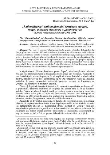 alina-viorela c?ileanu - literaturacomparata.ro