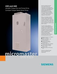micromaster - Siemens