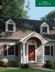 """Siding: MainStreet Double 5"""" Clapboard in suede and Cedar ... - Page 5"""