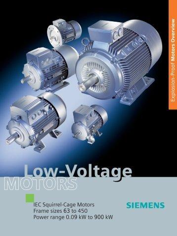 Motors - Siemens
