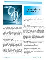 Laboratory Faucets - Puerto Rico Suppliers .com