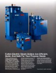 Fulton Electric Steam Boilers - Puerto Rico Suppliers .com - Page 2