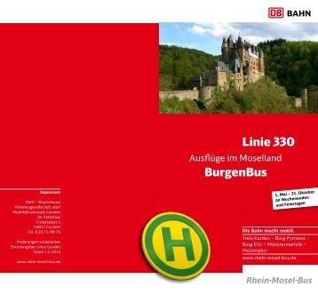 Linie 330 BurgenBus