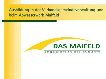 Informationen zu den Ausbidlungsberufen (PDF, ca. 1,8 MB)