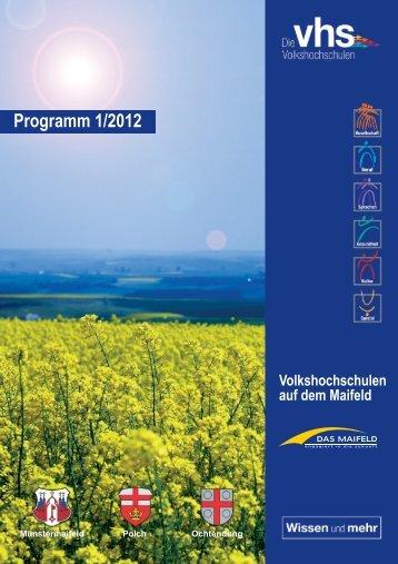 2011144 VGV Maifeld_Titel_Druck_4c_ohne Beschnitt