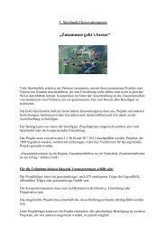 Ausschreibung Spielmobilpreis ... - LJKE Bayern