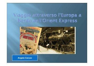 Attraverso l'Europa sull'Orient Express (M)