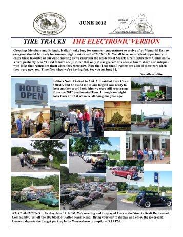 June - Antique Automobile Club of America www.aaca.org
