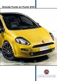 Grande Punto en Punto EVO - Fiat