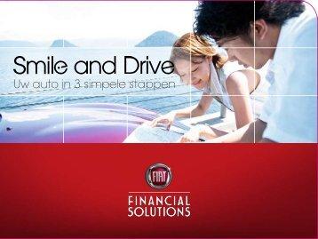 Uw auto in 3 simpele stappen - Fiat