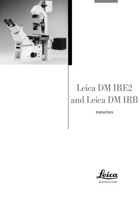 leica dm750 manual