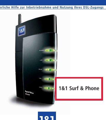 1&1 DSL-Telefonie - 1&1 Internet AG
