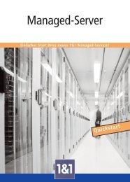 Managed-Server - 1&1 Internet AG