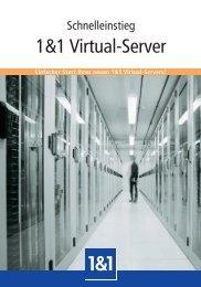 1&1 Virtual-Server - 1&1 Internet AG