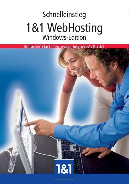 1&1 WebHosting - 1&1 Internet AG