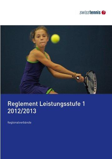 Reglement LS 1 12/13