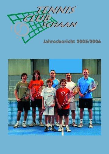 Jahresbericht 2005/2006