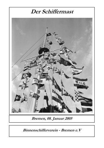 Der Schiffermast 2005
