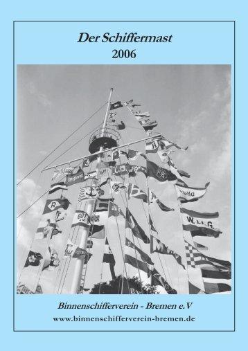 Der Schiffermast 2006