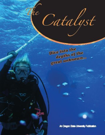 The Catalyst - Oregon State University