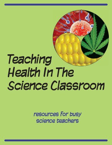 resources for busy science teachers - the Department of Biology ...