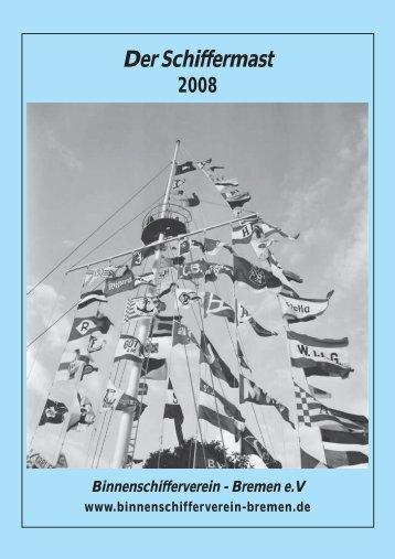 Der Schiffermast 2008