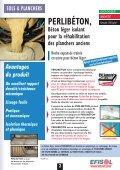 PERLIBETON - Béton léger isolant pour la réhabilitation ... - Soprema - Page 2