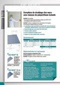 guide 'solutions' pour parois verticales - Soprema - Page 6