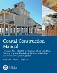 FEMA P55 Coastal Construction Manual, Fourth Edition - Mad Cad