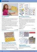 Buchstaben, Lesen lernen - Seite 4